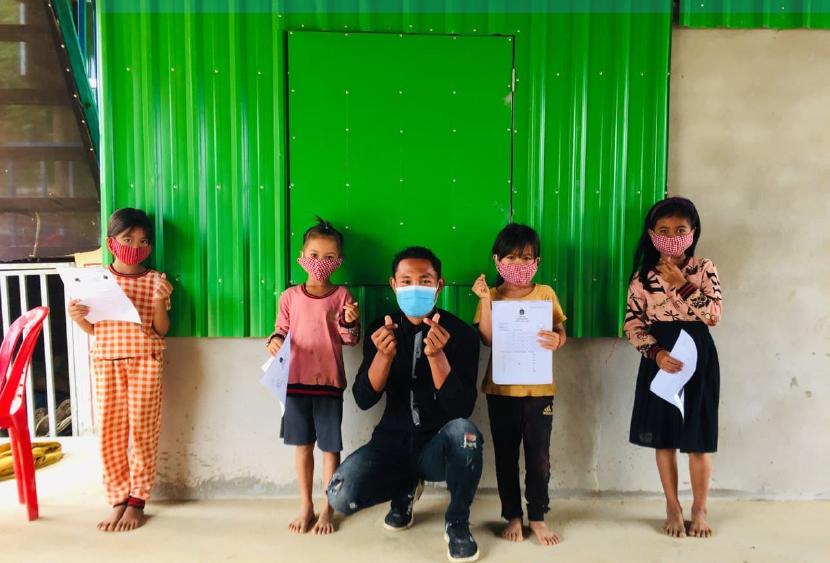 Cambodia – June 2021